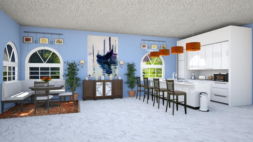 Kitchen  - Kitchen - by JiaJayy