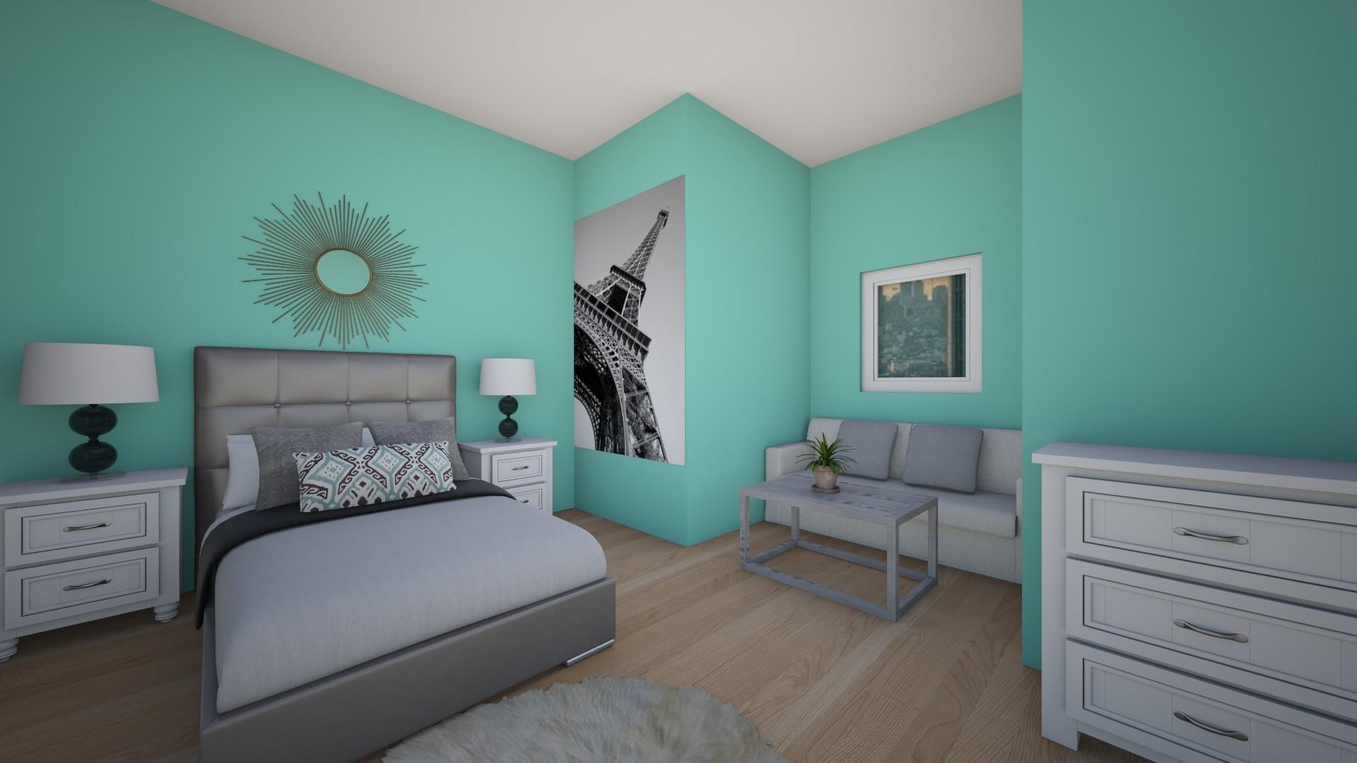 Teen Room - Bedroom - by Khyra