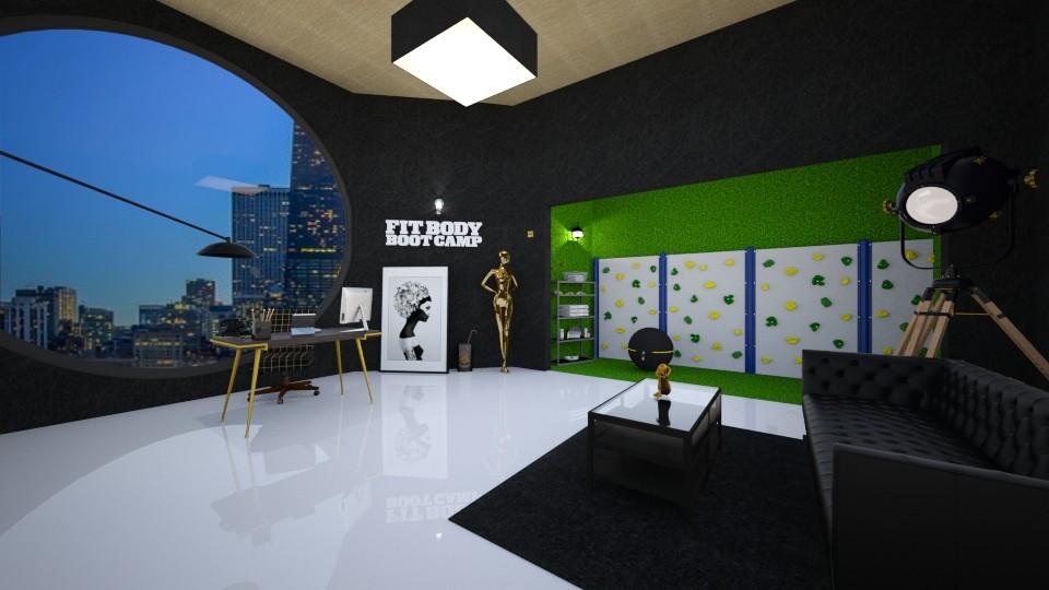 playful office - by Spencer Reid