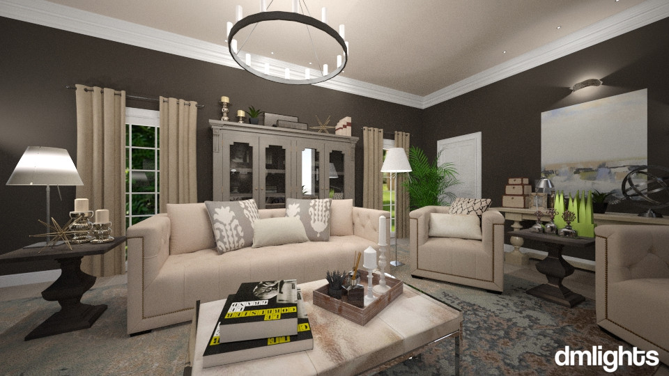 living spaces - Living room - by DMLights-user-996689