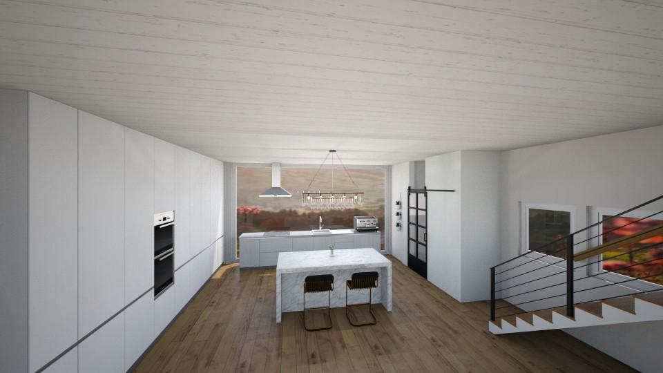 Kitchen 1 - Kitchen - by briitney