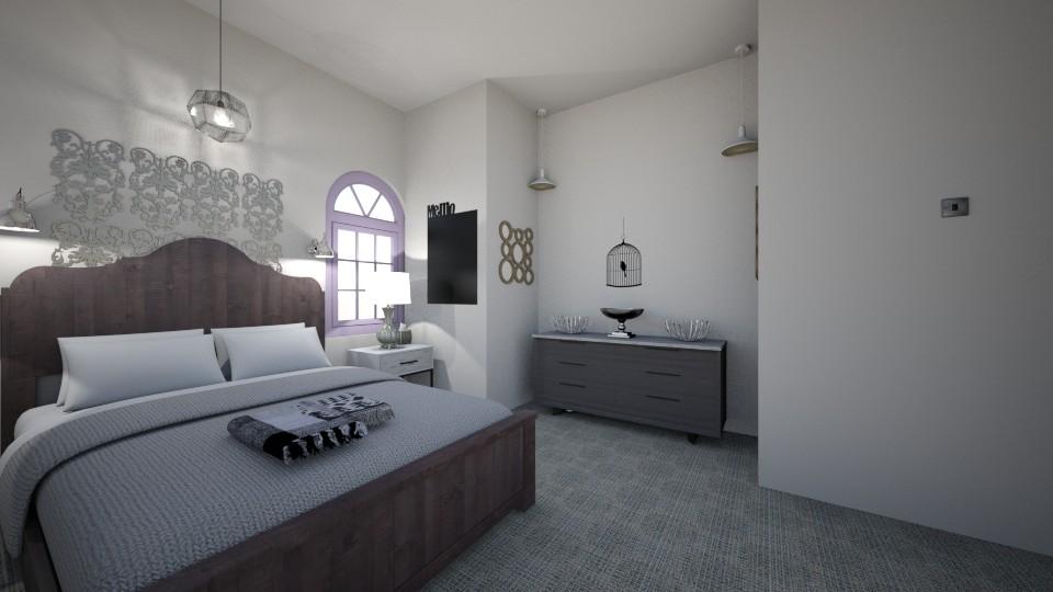 master bedroom - by optimis