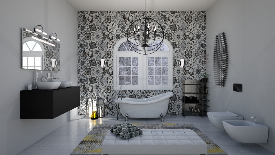 kupatilo - Bathroom - by Gagany