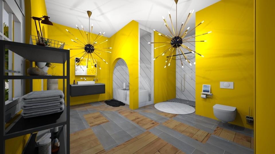 poo room - Bathroom - by kay2004