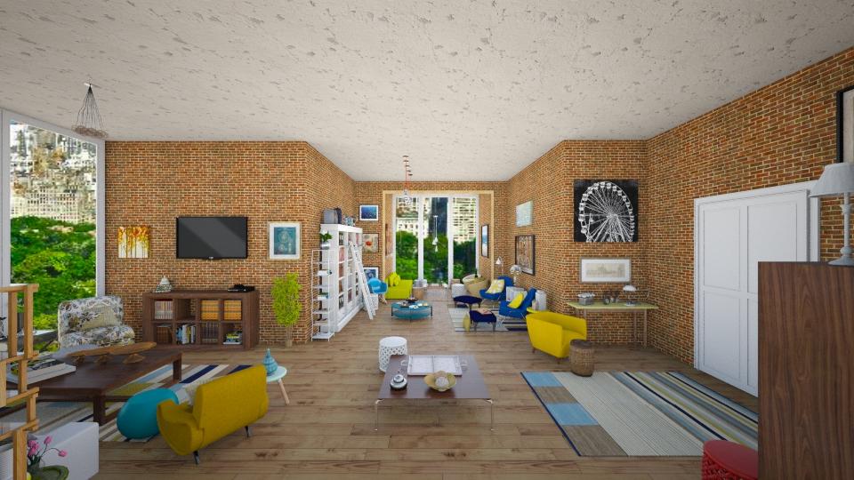 loft 5 - by diana villa