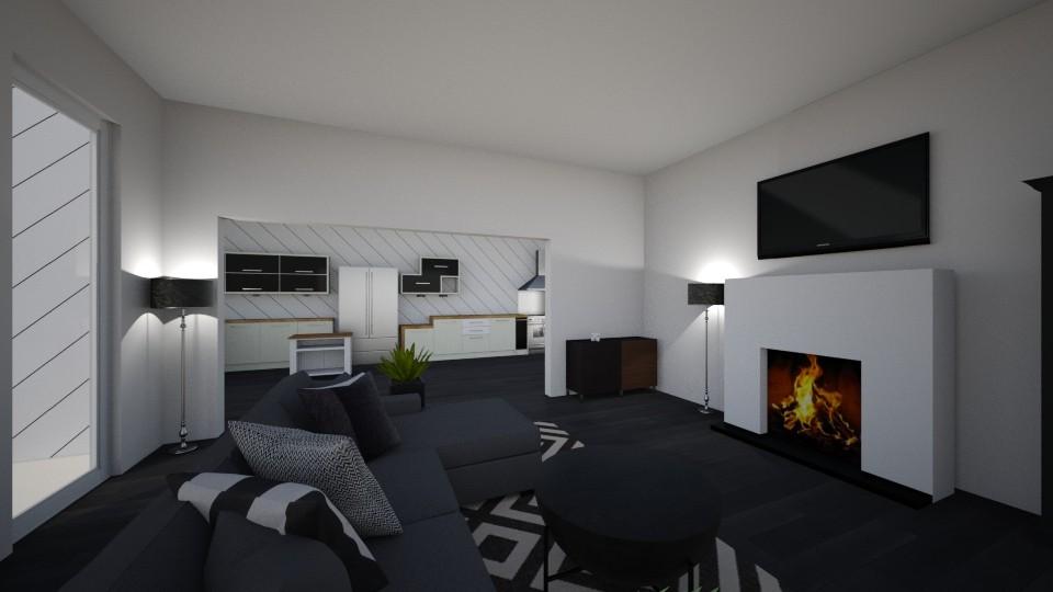 Before_Camera Living - Living room  - by Meg_