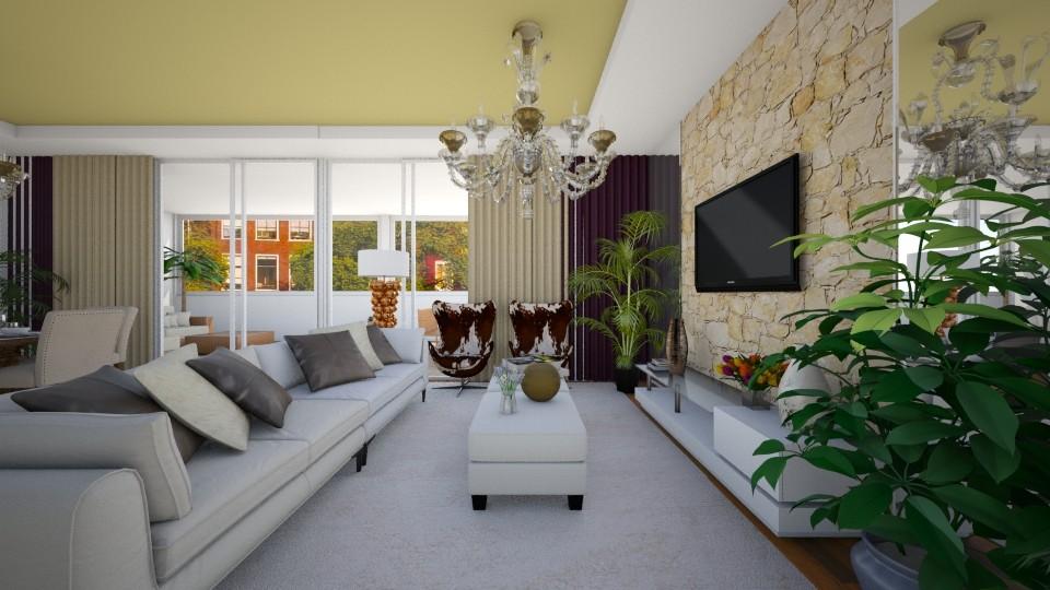 Living Room - Living room - by Natt Vasconcelos