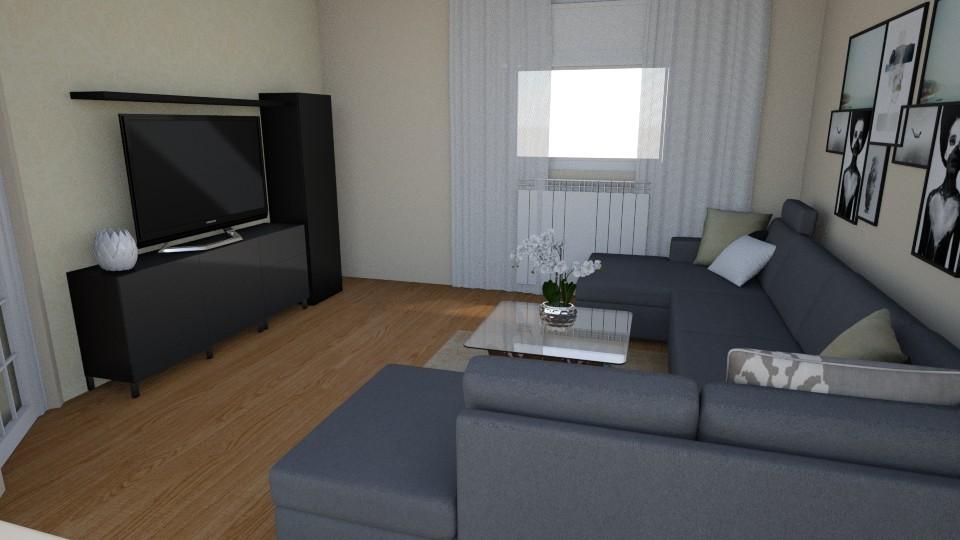 mojee - Living room - by Magdalena ER