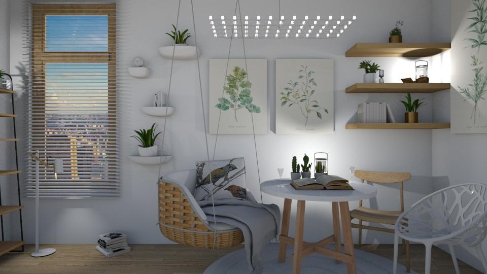 woodeat - by Pamela Luna Wojciukiewicz