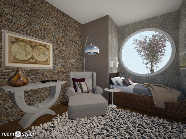 Guest Room - by yvonster