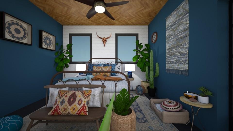 CHAI III - Bedroom - by t harv