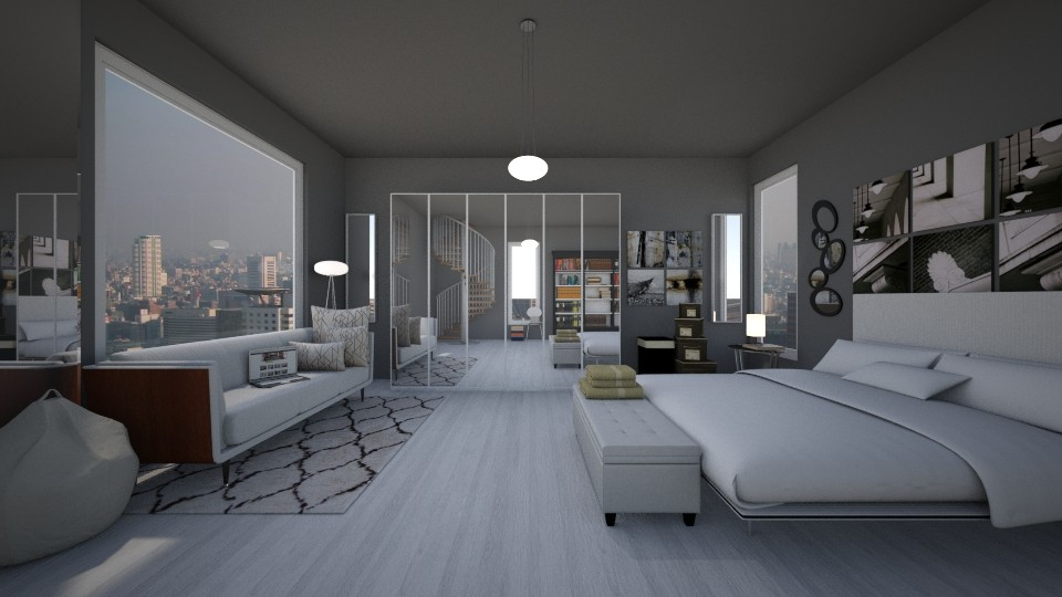 mirror contest - Modern - Kids room - by salisha222