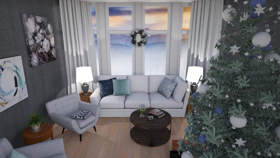 Elegant Christmas - by delaaaaney