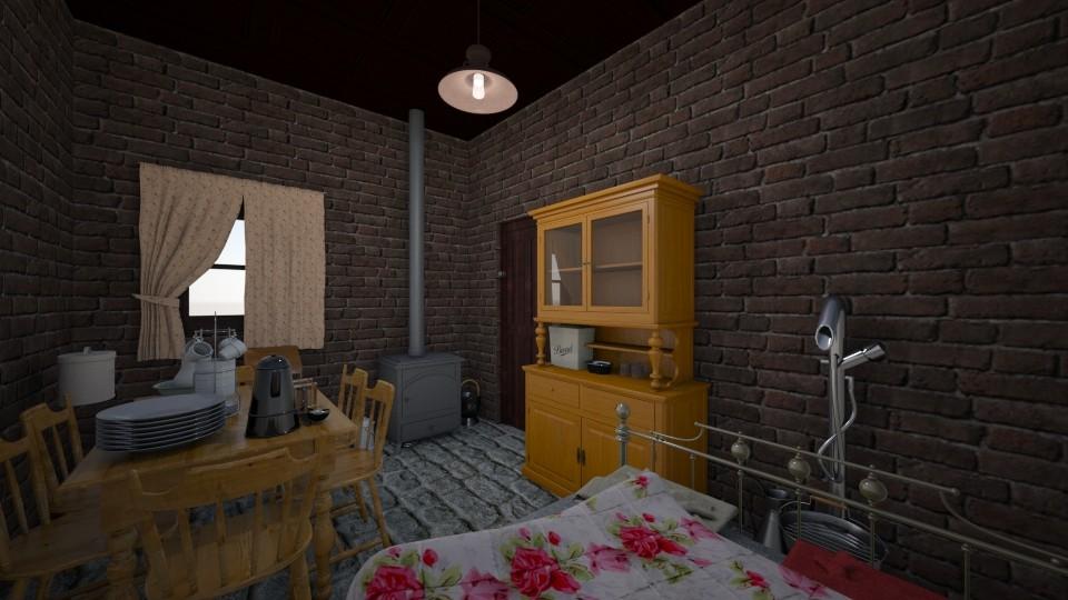 saf - Bedroom - by PeculiarLeah