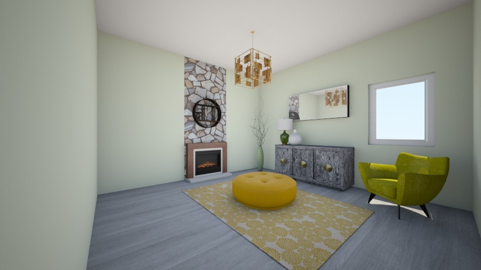 house 86 - Living room  - by Love dogs 111