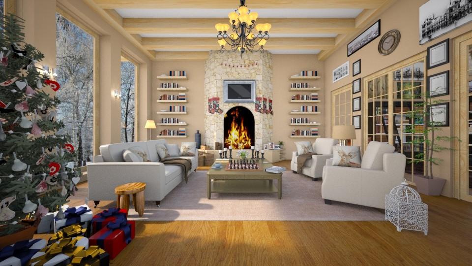 Living2 - Living room  - by Rin12106