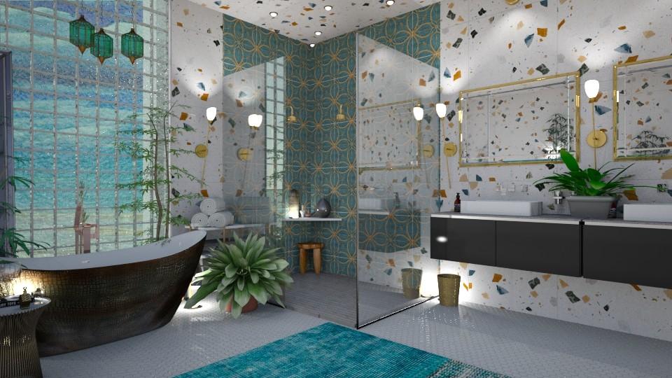 TG Bath - by Maryjo1965