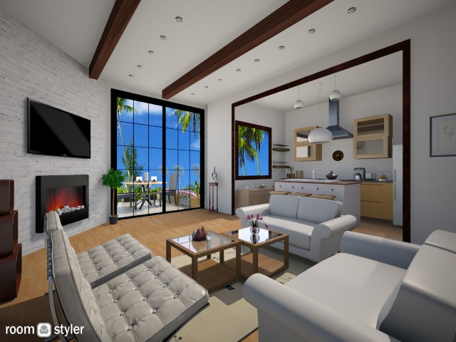 Living room - by BuBe1
