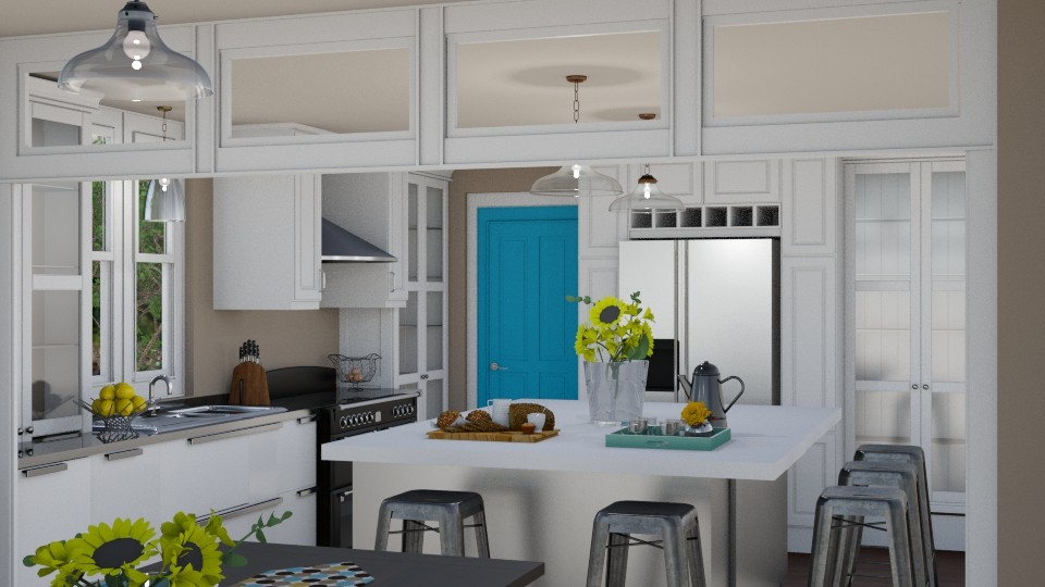 Renovated Cottage - Classic - Kitchen - by ANM_975