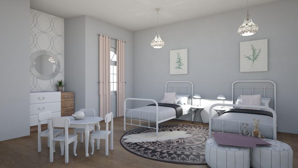 kids bedroom - by agtdesigns2003