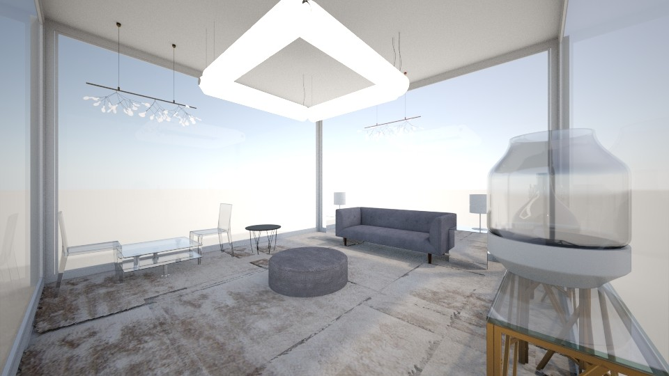transparent - Modern - Living room - by pigsfordays