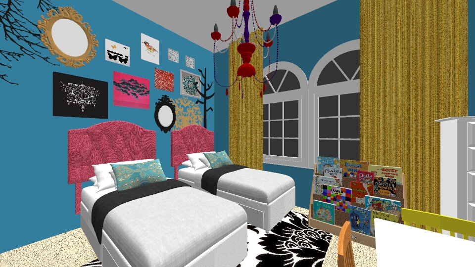 House  - by Jess2talk