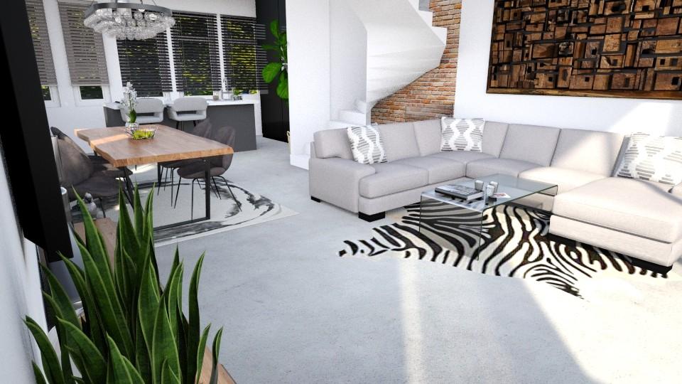 before living 3 - Modern - Living room - by StudioGerot