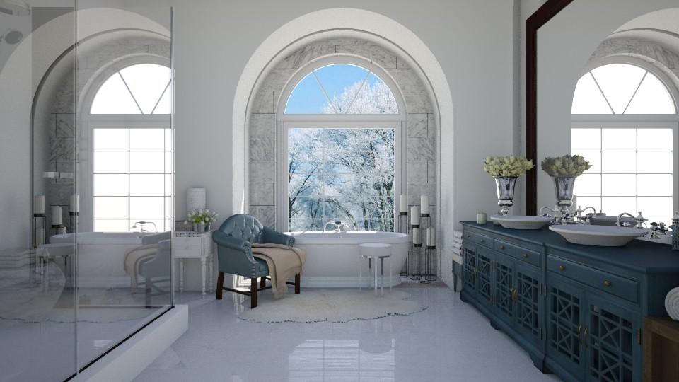 design 12 - Bathroom  - by jolaskajp