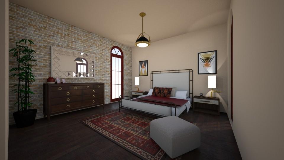 bedroom 1 - Bedroom  - by elhamsal24