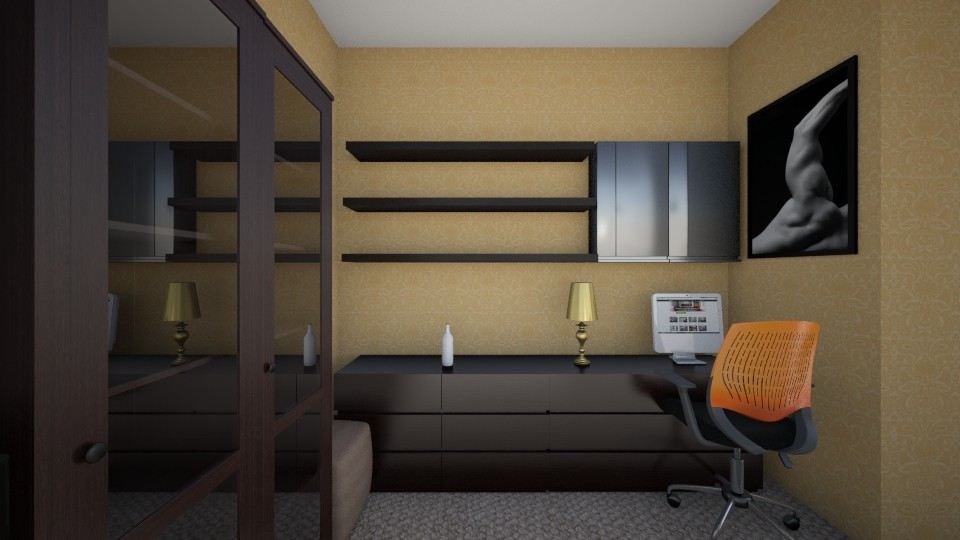 DW - Living room - by jedrzejczakaga