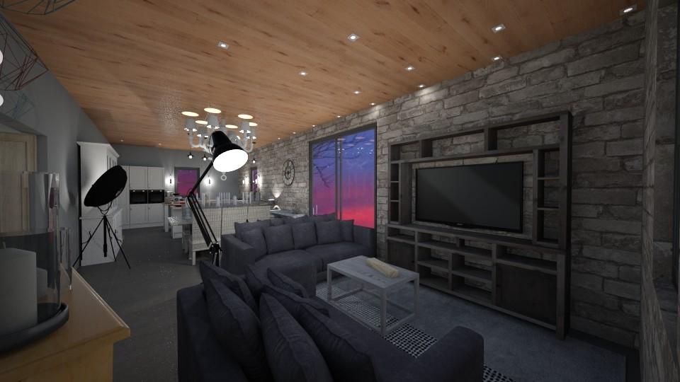 MC202 Living Room - by Shuu Dark
