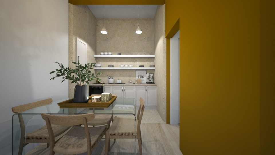 Casa194KitchenAndDining - Modern - Dining room - by nickynunes