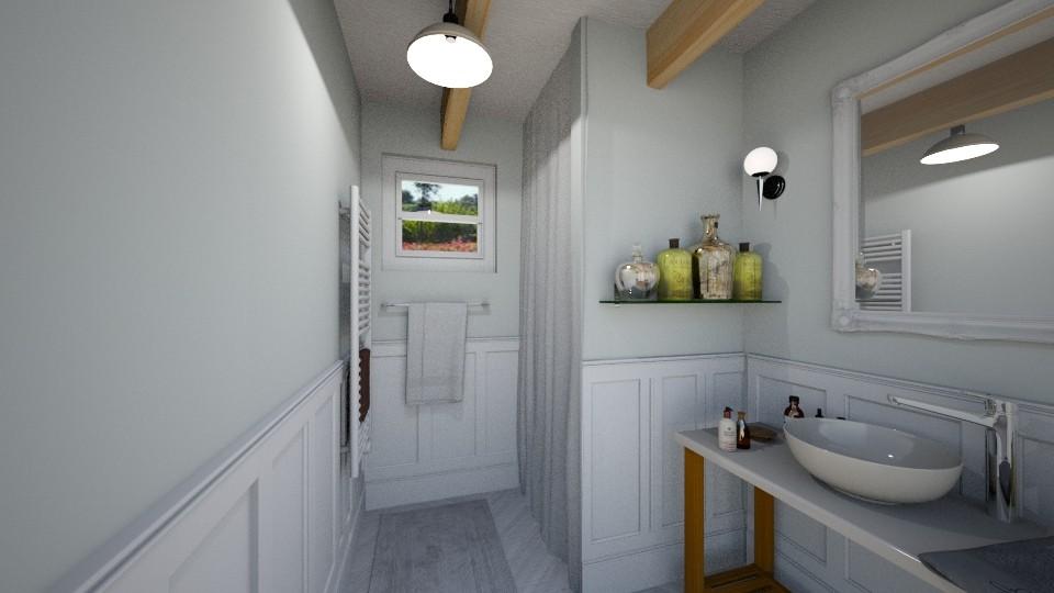 kupelm - Bathroom - by bdenka