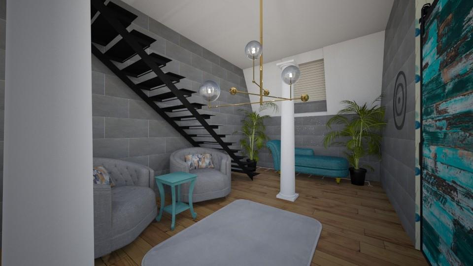 living space  - Modern - Living room - by hevans48