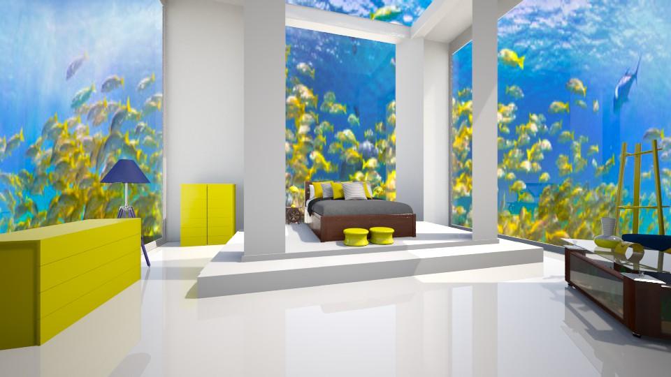Atlantis - Modern - Bedroom - by jnd444