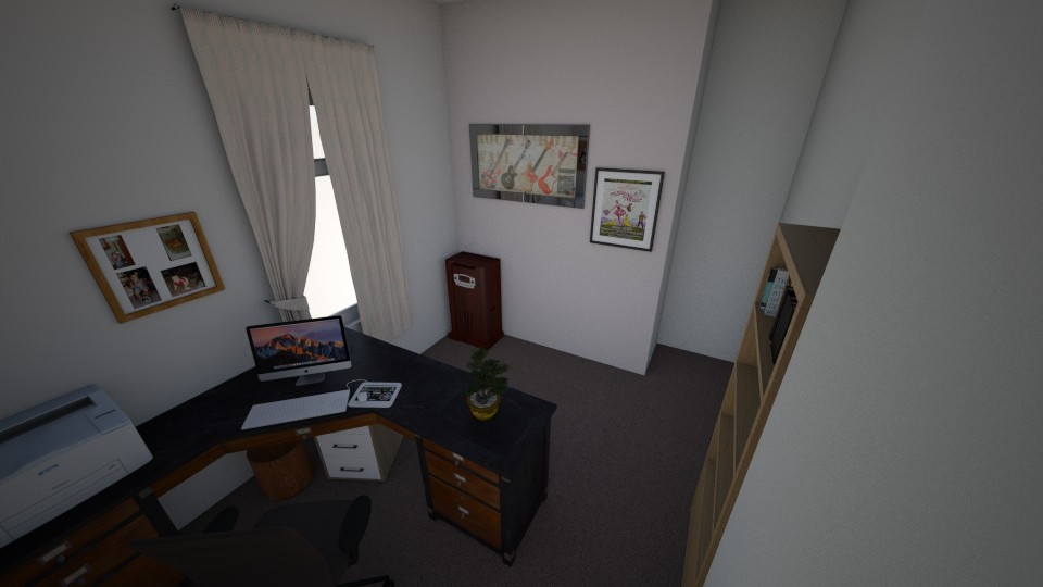 apartment office - Office - by Joyflower