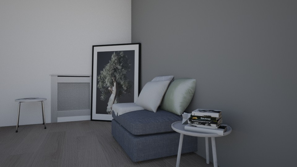 Corner hygge - by Basilikum