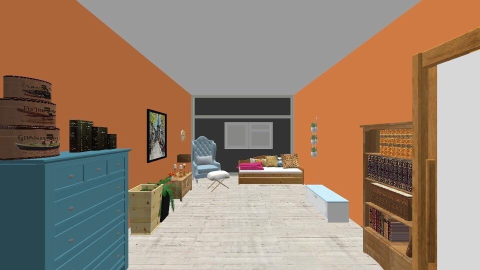 Gosia 1 - Living room - by Gosia Gosia