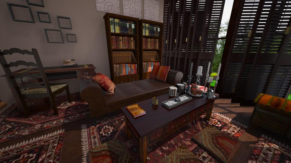 Living room India - Living room - by Keliann