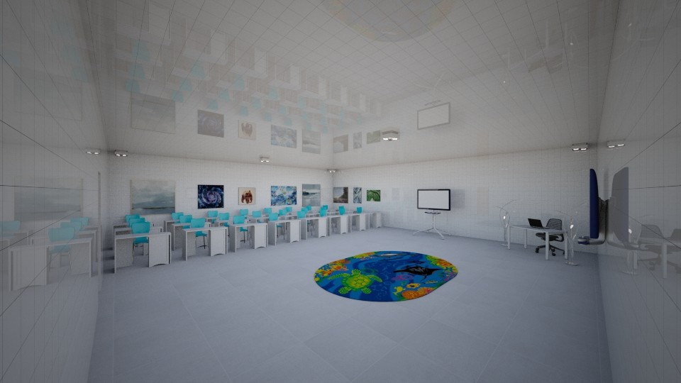 Classroom One - Office  - by Rsvo64