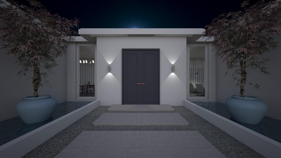 Dreamhouse Entrance - by Ryan_22_