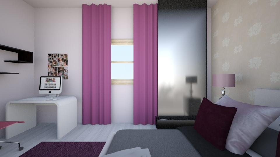 jk - Bedroom - by KataaRinaa8