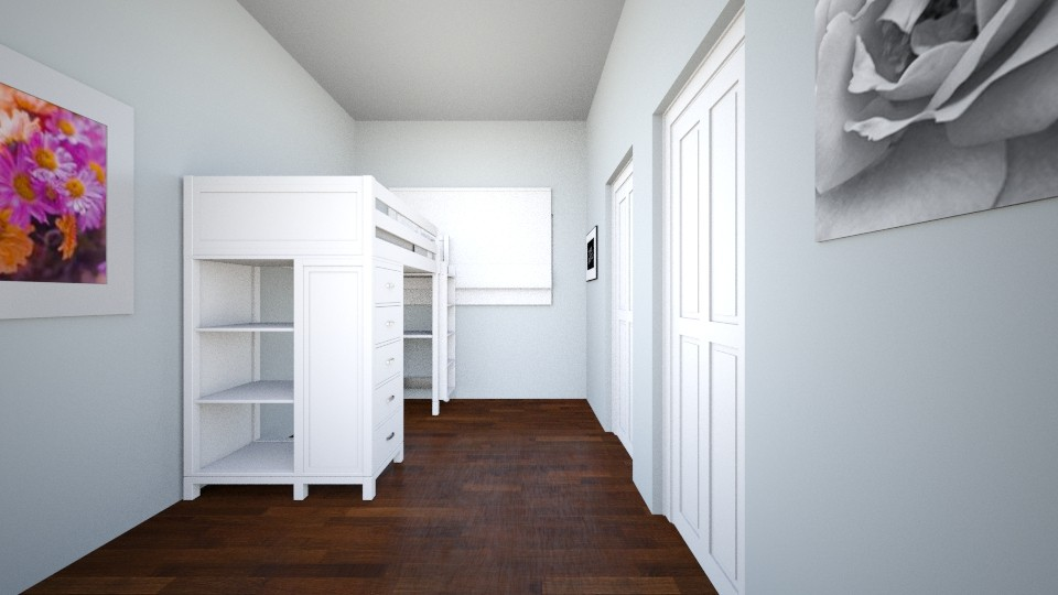 Dorm - Modern - Bedroom - by WPM0825