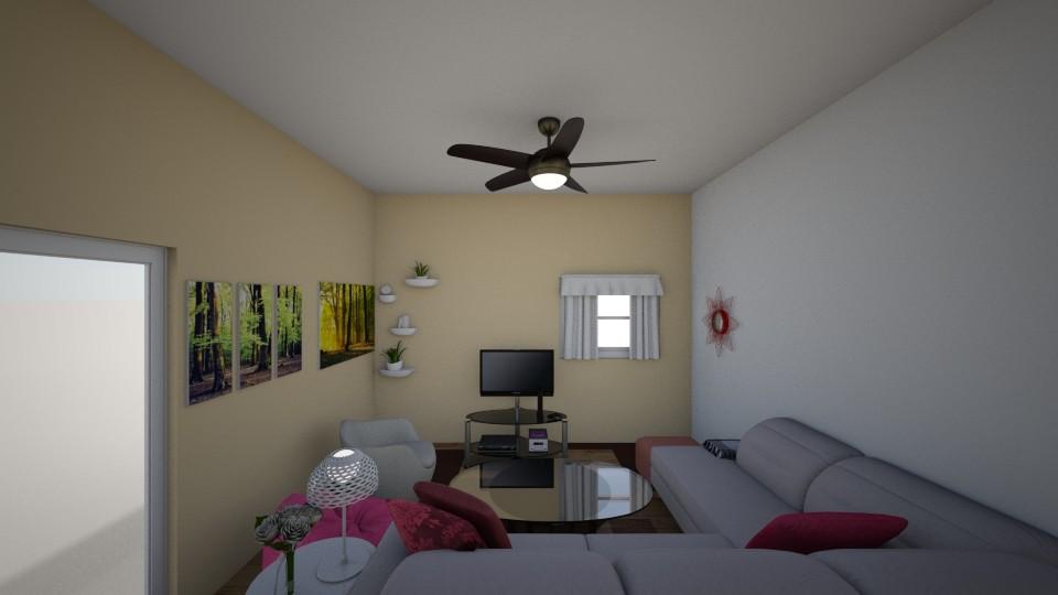 KC living room - Living room - by kiki123807