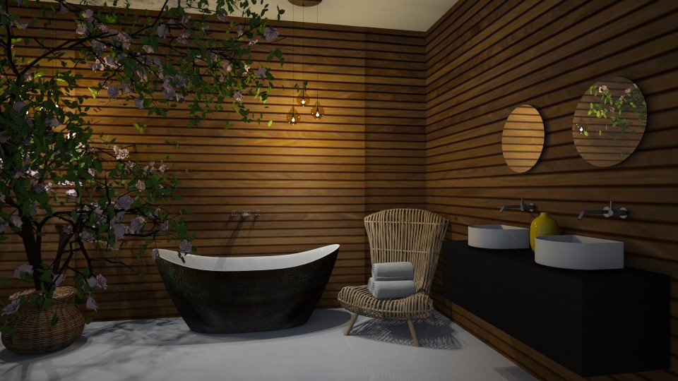tropics - Bathroom - by Ripley86