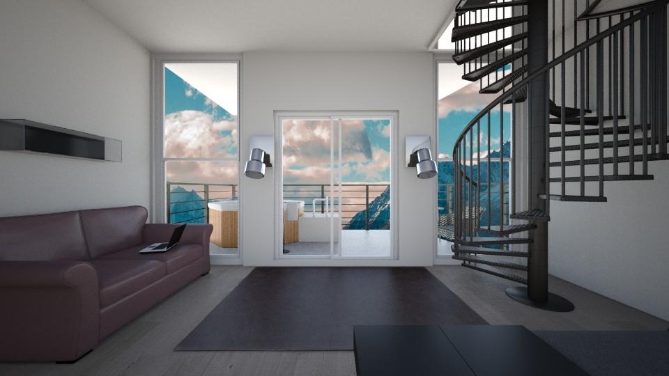 Cabin 1 - Modern - Bedroom - by eliJ