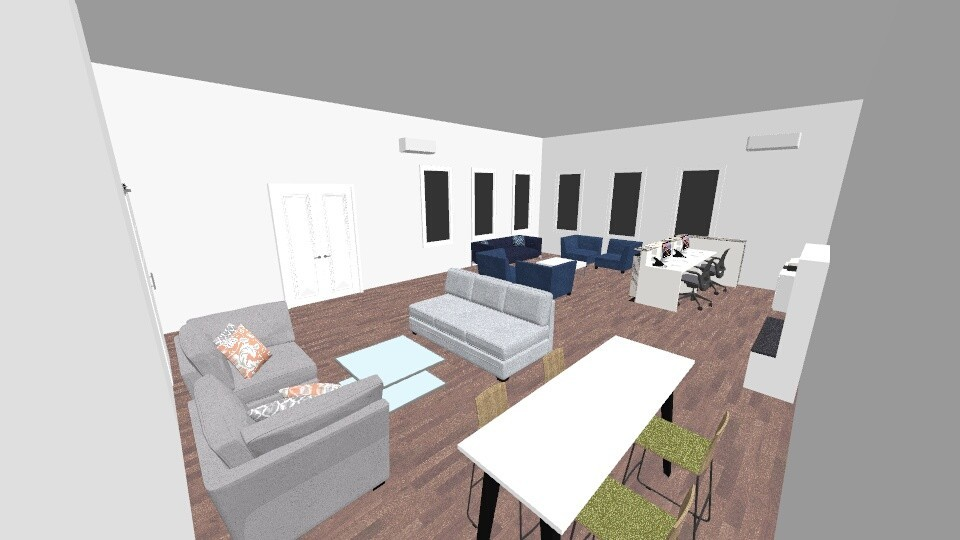 IDA Office   - Modern - Office - by denisemtz_36
