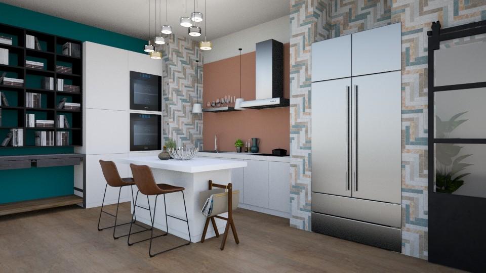 Kitchen_3 - Kitchen  - by DagnyL