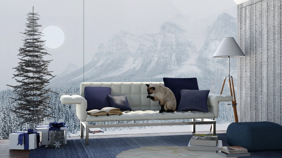 M I N X 2 - Living room - by hellokiwe