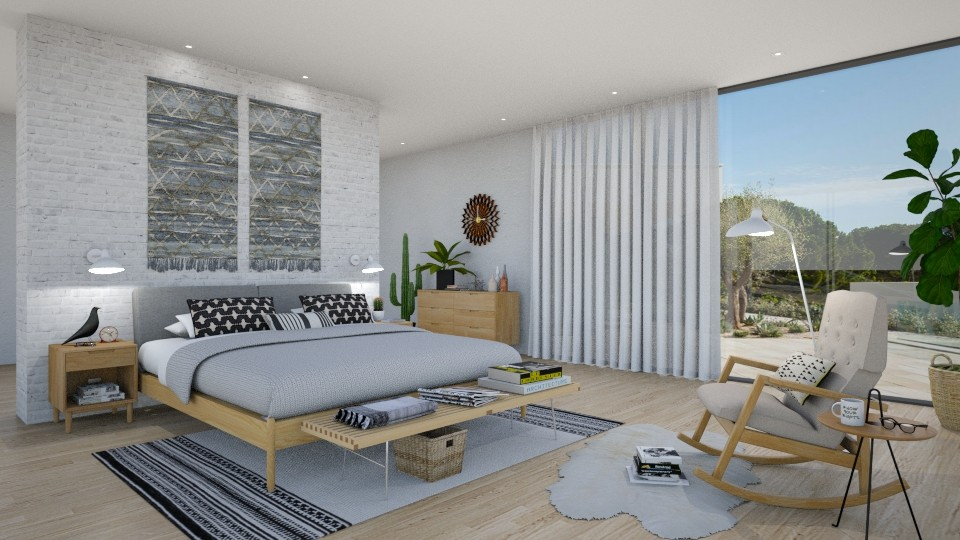 bedroom - Modern - Bedroom  - by Valkhan